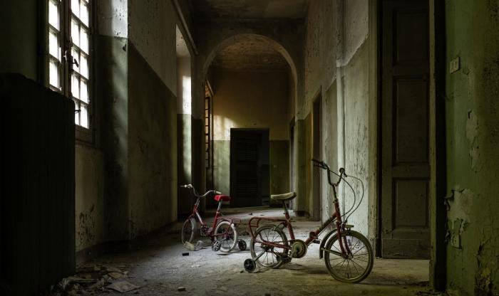 manicomio di v #01 asylum